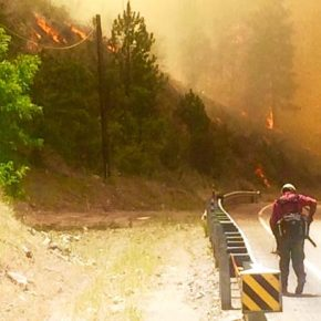 Quick, coordinated response helped contain Methow Valley's Canyon Creek Fire near Carlton