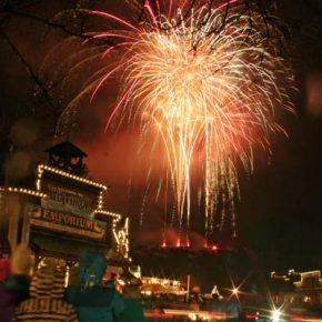 Donations sought to support Winthrop's annual post-Thanksgiving fireworks show