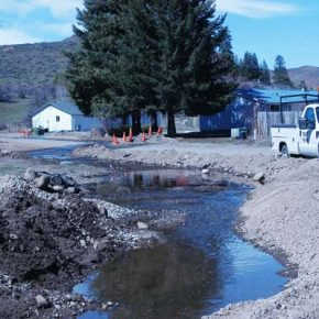 Twisp pondering solutions for Painter's Addition flooding