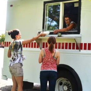 Mobile food makes its debut in the Methow with Fork