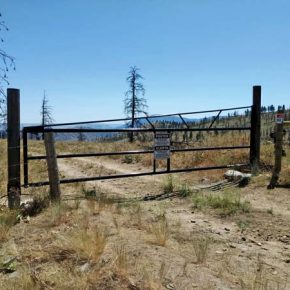 Lawyers hash it out over locked gates, road access