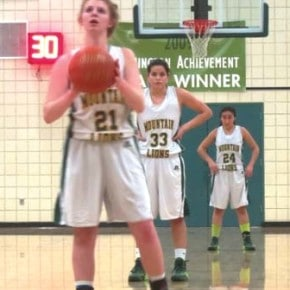 Lady Lions edged by Lake Roosevelt, Manson, in hard losses