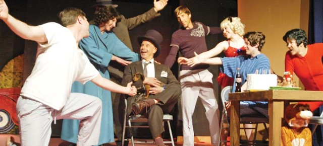 Gypsy takes a musical trip from vaudeville to burlesque