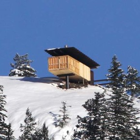 Controversial Flagg Mountain cabin will apparently be moved
