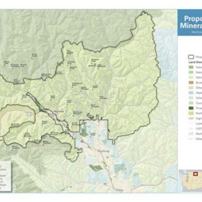 Forest Service endorses mineral withdrawal for Methow headwaters