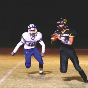Liberty Bell can't keep up with Soap Lake in home field loss