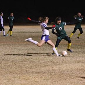 Lady Lions aim to be Dragon slayers at state soccer tourney
