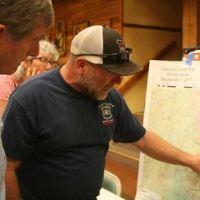 Diamond Creek Fire: What you need to know