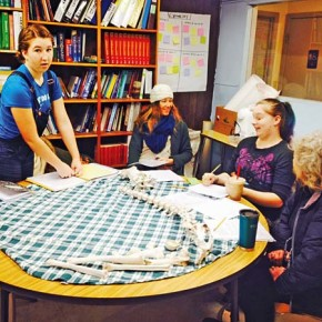 Students at ILC learn through 'joy projects'