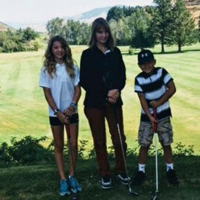 Junior golfers conclude season with tournament