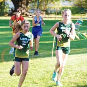 LBHS looks to repeat league titles in XC on new course