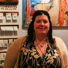 New Confluence Gallery director wants to make art accessible to all