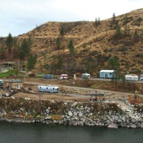 County considering proposal for RV park near Methow
