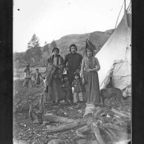 'Lost Homeland' tells little-known history of Methow Tribe