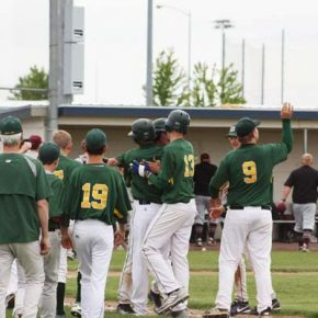 Mountain Lions split at baseball districts, continue play this weekend