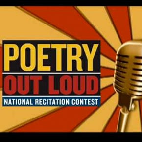 Post takes first in Poetry Out Loud regional competition; moves on to state