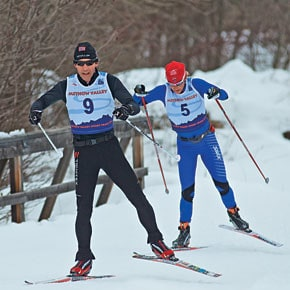 Local skiers take 9 of top 25 spots in Methow Pursuit