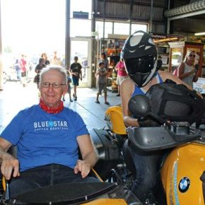 Reddingtons spread vital message about dementia on statewide 'Ride4Alzheimers'