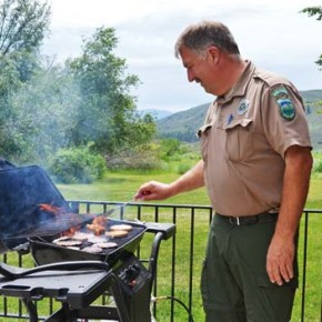 Ranger Rick celebrates 25 years at Pearrygin Lake State Park – and job is still 'evolving'