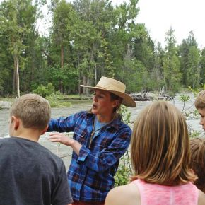 Take a tour of Methow River floodplain restoration site Saturday