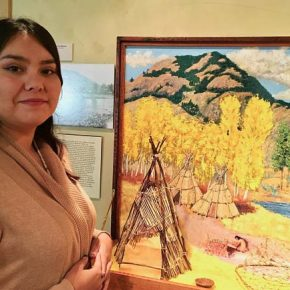 Connecting community with Native knowledge
