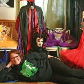 Children's Dance Theater's Sleeping Beauty ballet features hand-crafted costumes and a dragon