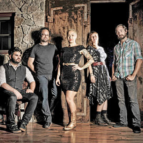 The Duhks bring a taste of neo-folk, world and blues music to the Barn