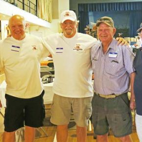 Final all-school reunion attracts storytelling Yellowjackets