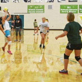 Liberty Bell girls' volleyball team sees net gains in upcoming season