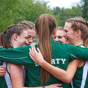 XC girls bring back another trophy from Leavenworth Invite