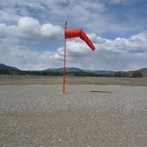 New weather reporting system now accessible at Methow Valley State Airport