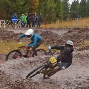 Cupp places at mountain bike nationals