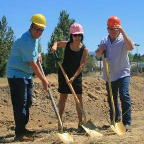 Twisp breaks ground on new public works building