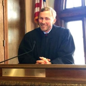 Valley native named to district court seat