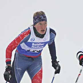 Nordic team skis through slushy conditions at Utah qualifier