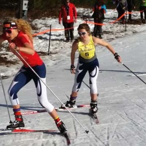 Methow Valley Nordic Team battles tough weather conditions at Junior Nationals