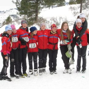 Nordic team builds up points at Junior National qualifier in Oregon