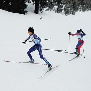Methow Valley Nordic Team skis well at Mt. Bachelor competition