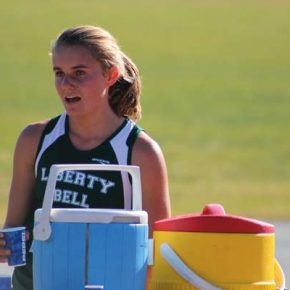Liberty Bell athletes pick up honors