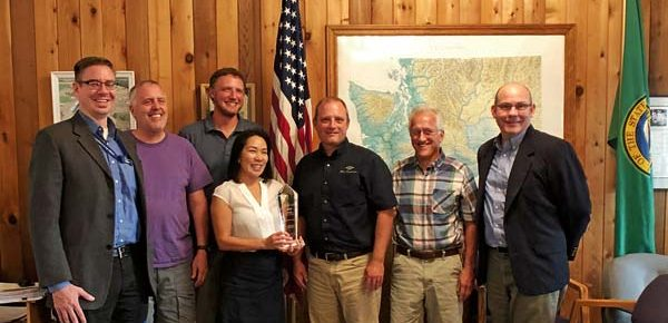 Twisp recognized as 'smart community' for planning efforts