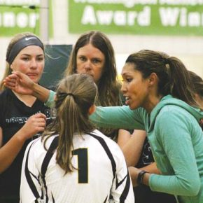 Volleyball season ends with win; Lady lions just miss playoffs