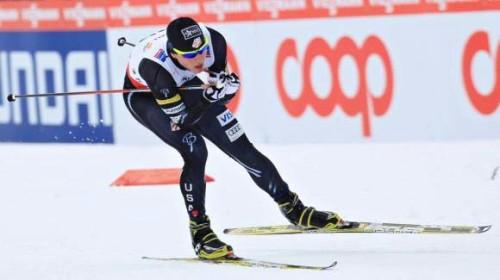 Erik Bjornsen. Photo by Sarah Brunson, U.S. Ski Team