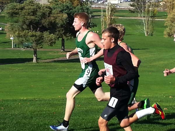 XC Mountain Lions capture fourth place at state tournament