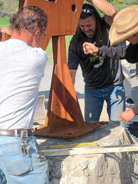 Mountain Lions find solid footing on home track - Methow