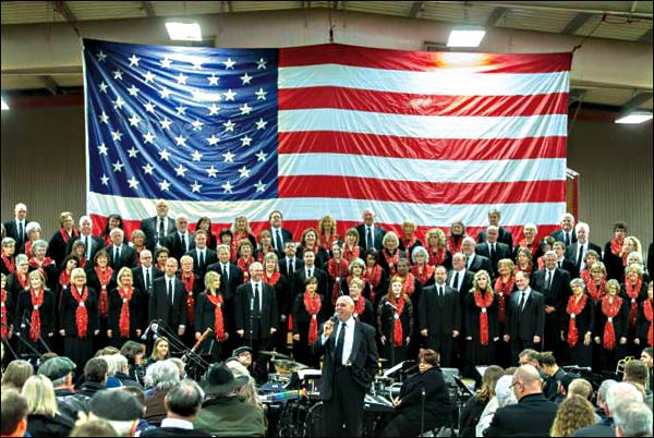 Photo courtesy of Mosaic Arts Choir and Orchestra The Mosaic Arts Choir and Orchestra appears in Pateros on May 16.