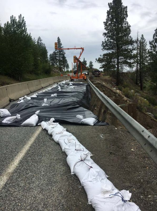 Highway 20 over Loup Loup Pass closed until June 4 – Methow Valley News