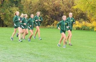 Prep Cross Country: Girls step closer to earning back-to