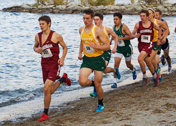 XC teams prep for league championship - Methow Valley News