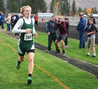 Fifth straight XC league title for Liberty Bell girls